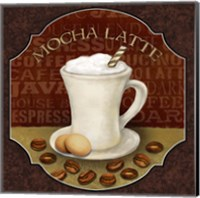 Coffee Illustration I Fine-Art Print
