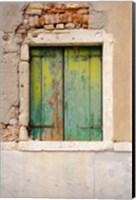 Windows & Doors of Venice VI Fine-Art Print