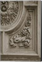 Architecture Detail in Sepia II Fine-Art Print