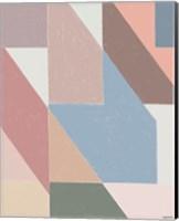 Chalk Pattern Fine-Art Print