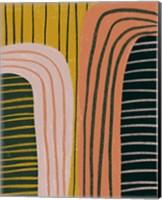 Retro Terracotta Fine-Art Print