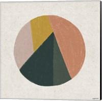 Terracotta Circle Fine-Art Print
