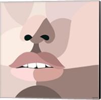 Neutral Face Fine-Art Print