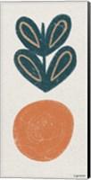 Retro Orange Fine-Art Print