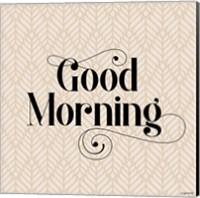 Good Morning Fine-Art Print
