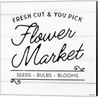 Flower Market Fine-Art Print