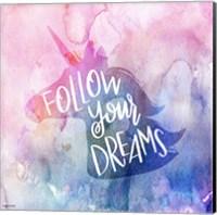 Unicorn Dreams Fine-Art Print