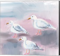 Beach Bird III Fine-Art Print