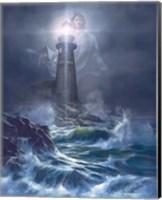 Lord Is Light Fine-Art Print