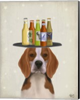 Beagle Beer Lover Fine-Art Print