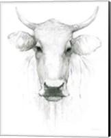 Cow Sketch Fine-Art Print