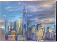 New York City II Fine-Art Print