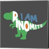 Dinomite Fine-Art Print