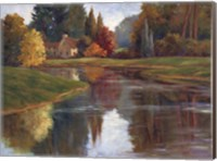 Calm Waters I Fine-Art Print