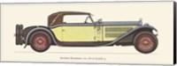 Austro-Daimler 1931 Fine-Art Print