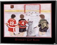 Stanley Cup Kids Fine-Art Print