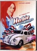 Herbie:  Fully Loaded Fine-Art Print