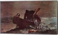 The Herring Net, 1885 Fine-Art Print