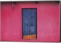 Fachada Rosa, Teopisca, Mexico Fine-Art Print
