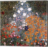 The Flowery Garden, c.1907 Fine-Art Print