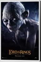 Lord of the Rings: Return of the King Smeagol Fine-Art Print