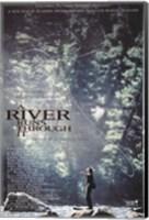 River Runs Through It  a Fine-Art Print