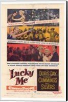 Lucky Me Wall Poster