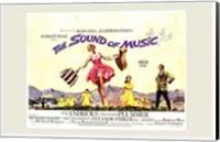 The Sound of Music Horizontal Musical Fine-Art Print