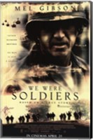 We Were Soldiers Movie Poster Wall Poster