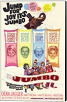 Jumbo The Movie Wall Poster