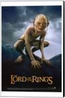 Lord of the Rings: Return of the King Gollum Fine-Art Print