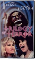 Trilogy of Terror Fine-Art Print