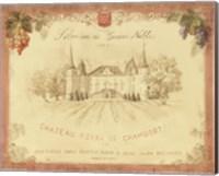 Chateau Royal de Chambort Fine-Art Print