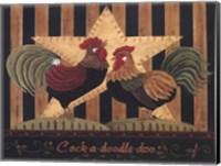 Cock-a-Doodle-Doo Fine-Art Print