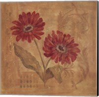 Day Dahlias Fine-Art Print