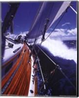 Starboard Spray Fine-Art Print