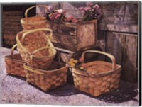 Stacked Baskets Fine-Art Print