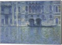 Palazzo da Mula - Venice Fine-Art Print