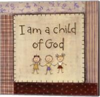I am a Child of God Fine-Art Print