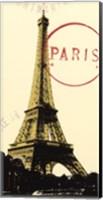 Graphic Paris Neutral Fine-Art Print