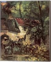 House of Pere Lacroix Fine-Art Print
