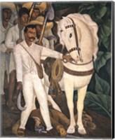 Agrarian Leader Zapata Fine-Art Print