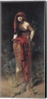 Priestess of Delphi Fine-Art Print