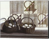 Don't Put All Your Eggs in One Basket Fine-Art Print