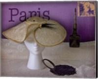 Paris Hat Fine-Art Print