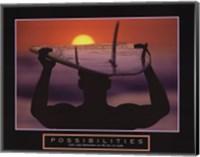 Possibilities - Surfer Fine-Art Print
