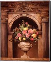 Floral Arch I Fine-Art Print