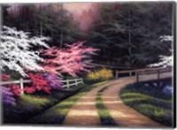 Dogwood Road Fine-Art Print