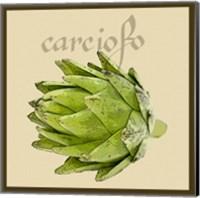 Italian Vegetable VIII Fine-Art Print