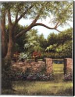 Stone Wall Fine-Art Print